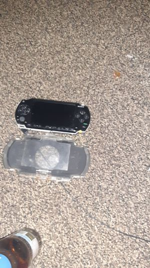 PSP brand new comes with charger and 4 or 5 game's for Sale in Dracut, MA