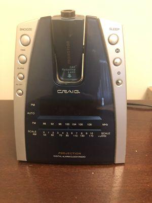 Digital Alarm-FM/AM Clock for Sale in Washington, DC