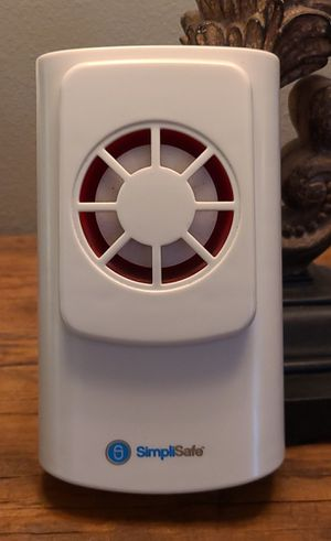 SimpliSafe Outdoor Siren for Sale in Tampa, FL