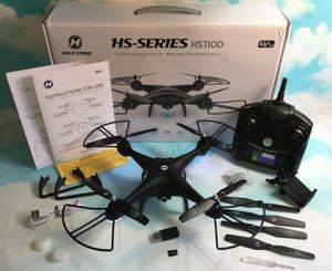 Drone comes with extra parts for Sale in Hesperia, CA