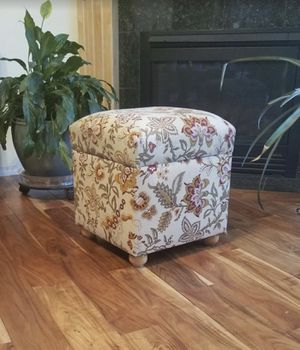 Storage Stool or Ottoman for Sale in Pasco, WA