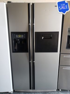 😍😍Refrigerator Fridge Samsung With Icemaker MESSAGE NOW! #1476😍😍 for Sale in Riverside, CA