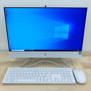 "HP 22"" All-in-one Full HD touchscreen PC desktop / Windows 10 / WiFi / Antivirus / CD-DVD / Camera / Bluetooth / Keyboard & mouse for Sale in Fort Lauderdale, FL"