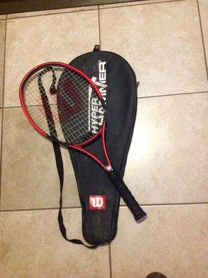 Tennis racket w/case for Sale in Fresno, CA