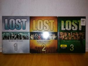 LOST on DVD's . Seasons 1,2,3 for Sale in Canyon Lake, CA