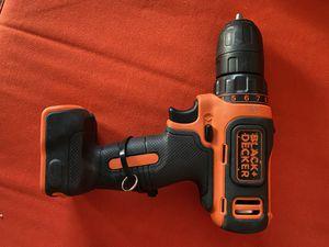 Black Decker Drill for Sale in Irvine, CA