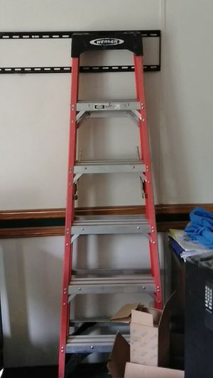 6' ladder like new for Sale in Cibolo, TX