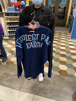 2020 Disney Parks Disneyland 65th Anniversary 65 Years of Magic Spirit Jersey, S~XL for Sale in Anaheim, CA
