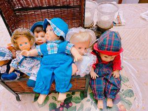 10 dolls for Sale in Austin, TX