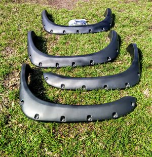 2002-2008 dodge ram fender flares for Sale in Dallas, TX