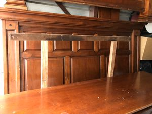 Dresser and bed frame for Sale in Ceres, CA