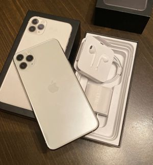 [256Gbs] 'iPhone 11 Pro Max * for Sale in Challis, ID