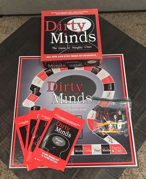 Dirty Minds Board Game Complete for Sale in Port St. Lucie, FL