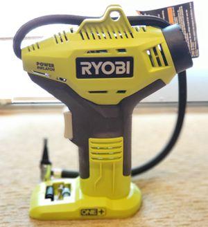 Ryobi Power Inflator for Sale in Pomona, CA