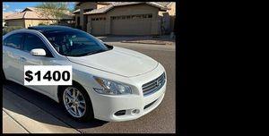 Price$12OO Nissan Maxima for Sale in Tacoma, WA