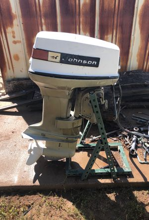 1973 Johnson 50 HP (50ESL73R) electric start (900 OBO) for Sale in Show Low, AZ