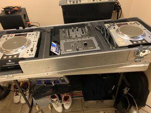 Rane 56s professional mixer with two demon CDJ's 450 no case. $450 great buy. Contact Seleim DJ Phantom X ...Legit. for Sale in New York, NY