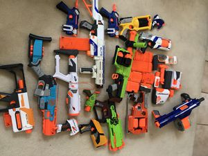 Nerf guns for Sale in Carlsbad, CA