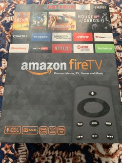 Amazon Fire Tv for Sale in Monrovia,  CA