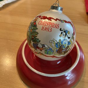 1983 Disney Christmas Ornament. Collectible. for Sale in Columbia, MD