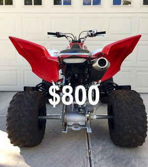 ✅Ask for 💲 800 urgentl 2008Yamaha Raptor700rr for Sale in Jersey City, NJ