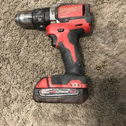 Milwaukee Brushless Hammer Drill for Sale in Lee's Summit,  MO