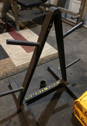Golds gym weight tree and barbell holder. Pending sale for Sale in Stockton, CA