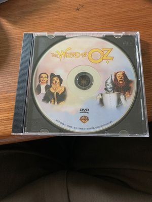 """DVD of """"The Wizard of OZ"""" for Sale in Boyds, MD"""