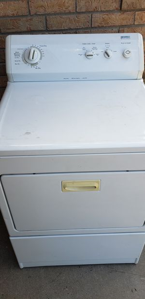 Kenmore ELECTRIC dryer no DUST BUNNIES for Sale in LOS RNCHS ABQ, NM