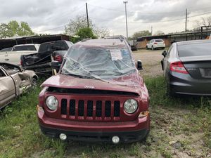 2016 Jeep Patriot for Sale in New Caney, TX