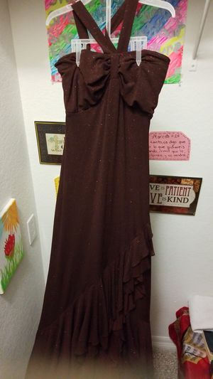 Copper glittery dress. for Sale in Kissimmee, FL