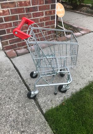 Toy Shopping Cart $10 obo for Sale in Mill Creek, WA