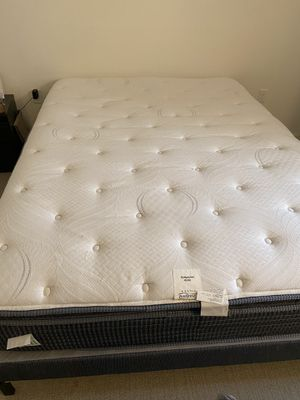Queen Beautyrest Silver for Sale in Portland, OR