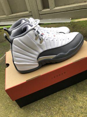 Dark Grey Retro 12s for Sale in Stockton, CA