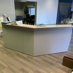 Reception Desk for Sale in Modesto, CA