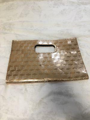 Rose gold clutch for Sale in Hyattsville, MD