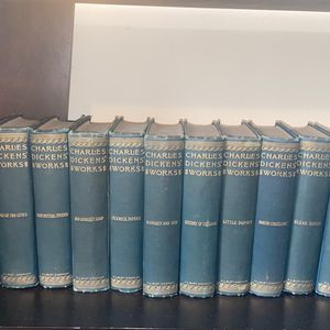 Charles Dickens' Books - Set Of 14 for Sale in Lake Elsinore, CA