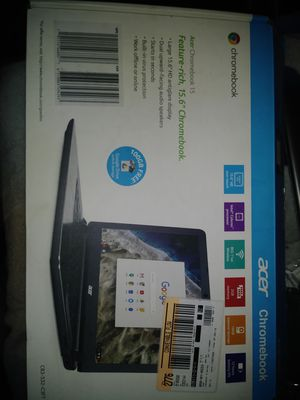 Acer cromebook 15 for Sale in Los Angeles, CA