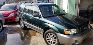 2005 Subaru Forester for Sale in Aurora, IL