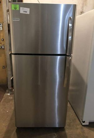 Frigidaire Top Freezer 🙈🍂⏰✔️⚡️🔥😀🙈🍂⏰✔️⚡️⚡️🔥😀🙈🍂⏰✔️⚡️ Appliance Liquidation!!!!!!!!!!!!!!!!!!! for Sale in Sunset Valley, TX