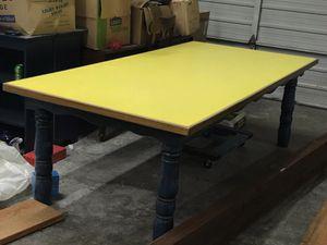 Farmhouse Table 8'x4' for Sale in Edgewood, WA