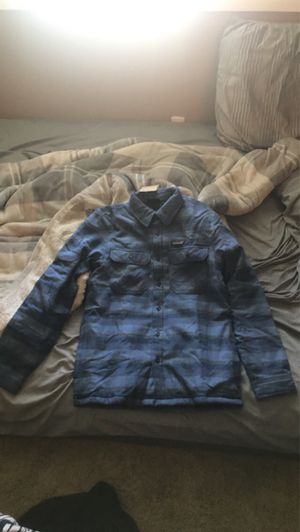 Patagonia flannel jacket for Sale in Garden Grove, CA