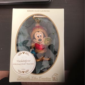 Minnie Mouse Ornament for Sale in Winter Garden, FL