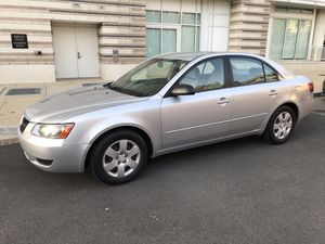 2007 HYUNDAI SONATA GLS for Sale in Washington, DC