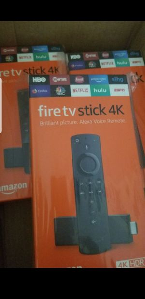 Amazon fire TV stick for Sale in Frisco, TX