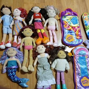 Vintage Groovy Girls Lot for Sale in Bakersfield, CA