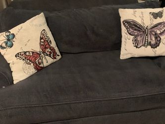 Feather Couch And Loveseat for Sale in Las Vegas,  NV