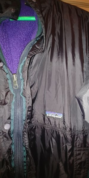 This is a 90s era Patagonia jacket in excellent condition it appears to be a men's large women's extra large for Sale in San Diego, CA