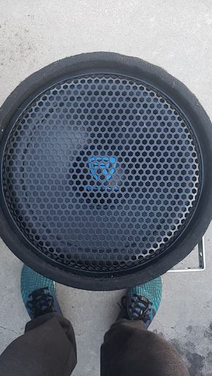 """12"""" bass tube for Sale in Paramount, CA"""