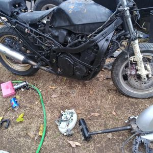 Suzuki katana 1100 (75% Complete) As Is for Sale in Fresno, CA